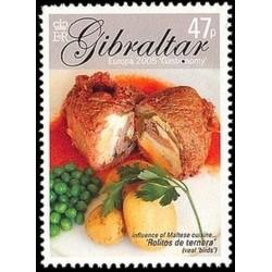 Gibraltar N° 1127 N**
