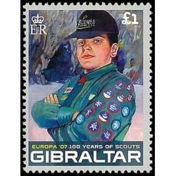 Gibraltar N° 1215 N**