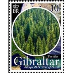 Gibraltar N° 1421 N**