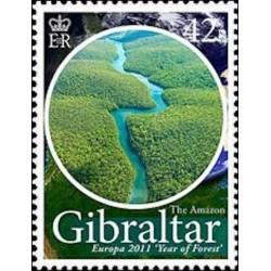 Gibraltar N° 1422 N**