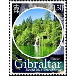 Gibraltar N° 1424 N**