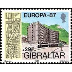 Gibraltar N° 0531 N**