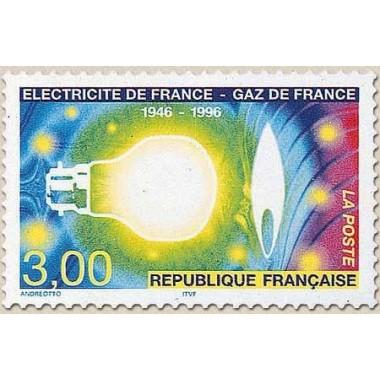 FR N° 2996 Oblitere