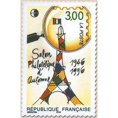 FR N° 3000 Oblitere