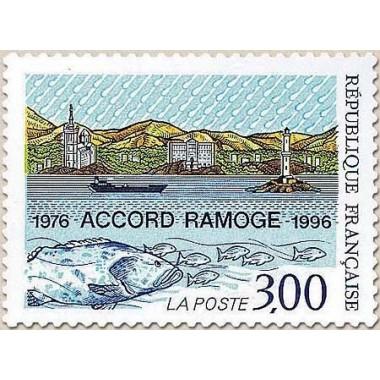 FR N° 3003 Oblitere