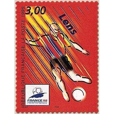FR N° 3010 Oblitere
