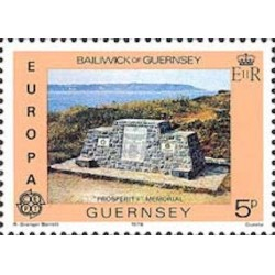 Ile de Guernesey N° 0156 N**