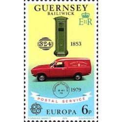 Ile de Guernesey N° 0184 N**