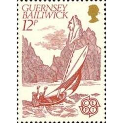 Ile de Guernesey N° 0217 N**