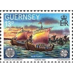Ile de Guernesey N° 0248 N**