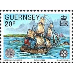Ile de Guernesey N° 0249 N**