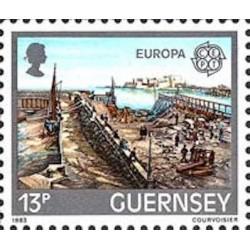 Ile de Guernesey N° 0267 N**