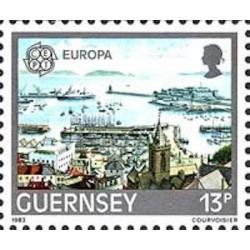Ile de Guernesey N° 0268 N**
