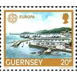 Ile de Guernesey N° 0270 N**