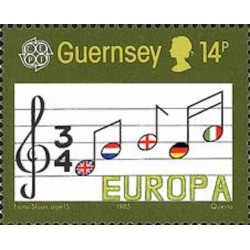 Ile de Guernesey N° 0322 N**
