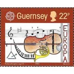 Ile de Guernesey N° 0323 N**