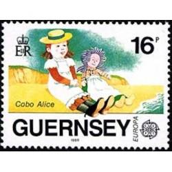 Ile de Guernesey N° 0452 N**