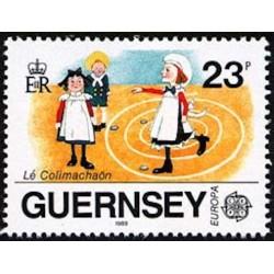Ile de Guernesey N° 0453 N**