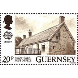 Ile de Guernesey N° 0485 N**