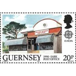 Ile de Guernesey N° 0486 N**