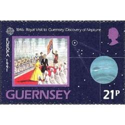 Ile de Guernesey N° 0520 N**