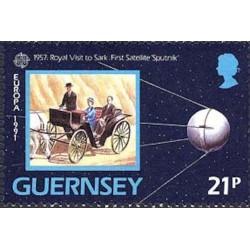 Ile de Guernesey N° 0521 N**
