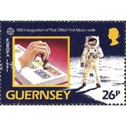 Ile de Guernesey N° 0523 N**