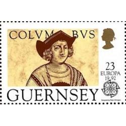 Ile de Guernesey N° 0560 N**