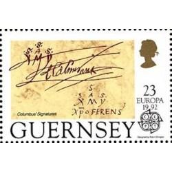 Ile de Guernesey N° 0561 N**