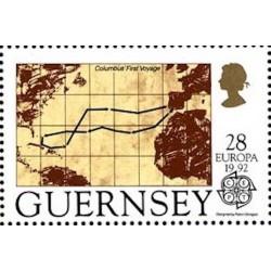 Ile de Guernesey N° 0562 N**