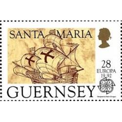 Ile de Guernesey N° 0563 N**