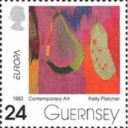 Ile de Guernesey N° 0616 N**
