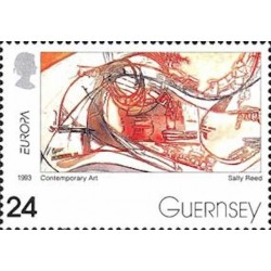 Ile de Guernesey N° 0617 N**