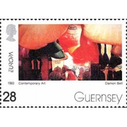 Ile de Guernesey N° 0619 N**