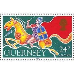 Ile de Guernesey N° 0643 N**
