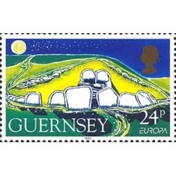 Ile de Guernesey N° 0644 N**