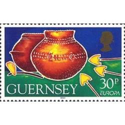 Ile de Guernesey N° 0645 N**