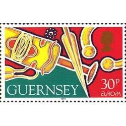 Ile de Guernesey N° 0646 N**