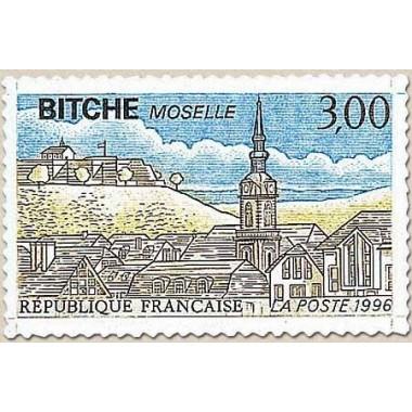 FR N° 3018 Oblitere