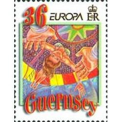 Ile de Guernesey N° 0930 N**