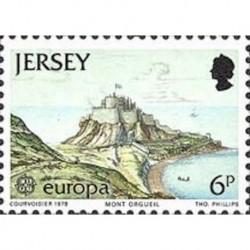 Ile de Jersey N° 0171 N**