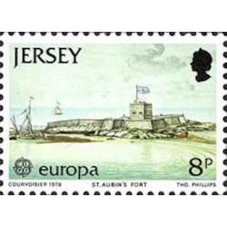 Ile de Jersey N° 0172 N**