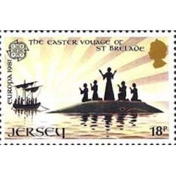 Ile de Jersey N° 0249 N**
