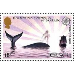 Ile de Jersey N° 0250 N**