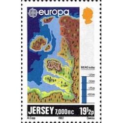 Ile de Jersey N° 0274 N**