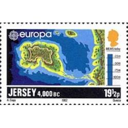 Ile de Jersey N° 0275 N**