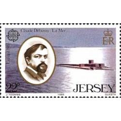 Ile de Jersey N° 0343 N**