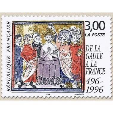 FR N° 3024 Oblitere