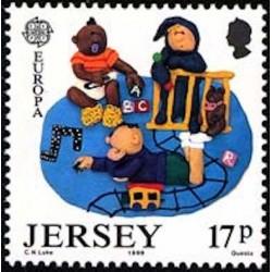 Ile de Jersey N° 0474 N**