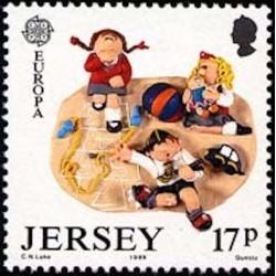 Ile de Jersey N° 0475 N**